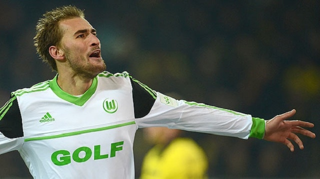 Newcastle United Incar Bas Dost